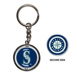 Mariners Spinner Key Ring