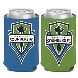 Sounders Can Cooler Koozie