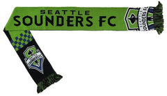Sounders Seattle Skyline Scarf
