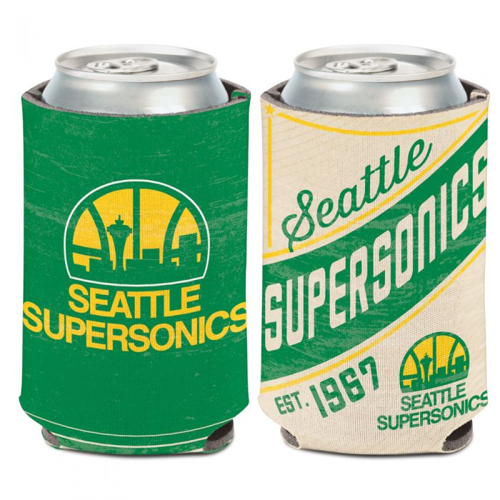 Sonics 12oz Can Cooler Koozie
