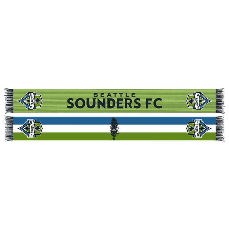 Sounders Cascadia Jersey Summer Scarf