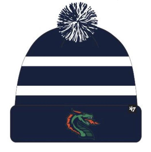 Seattle Dragons XFL Knit Beanie