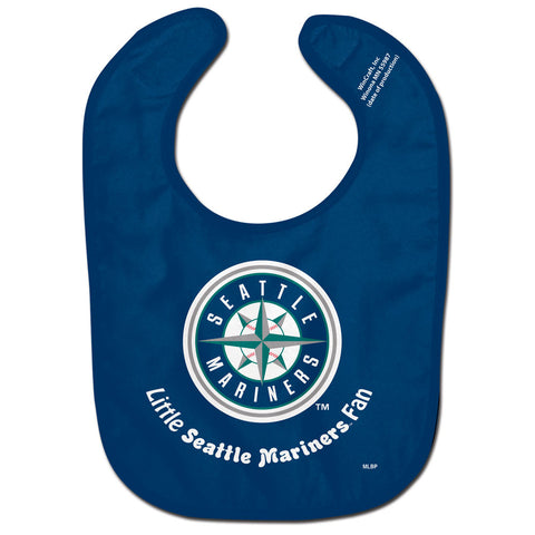 Mariners All Pro Baby Bib *ALMOST GONE!