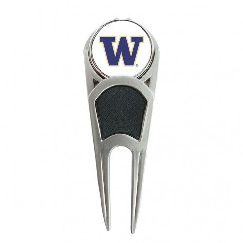 University of Washington Huskies Golf Ball Mark Repair Tool