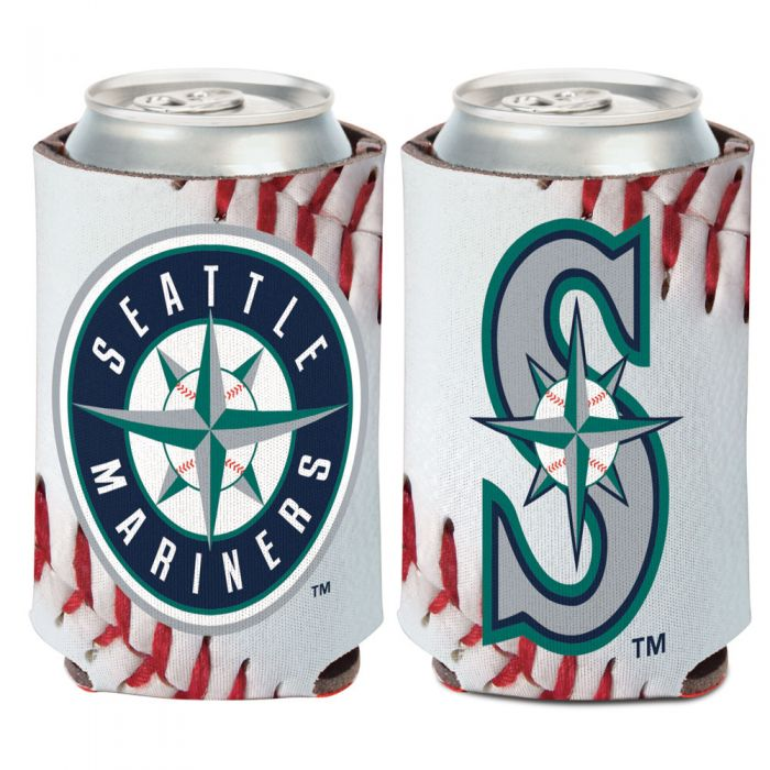 Mariners Baseball Can Cooler Koozie