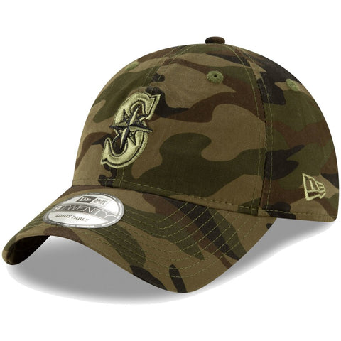 Mariners Camo 9TWENTY Adjustable