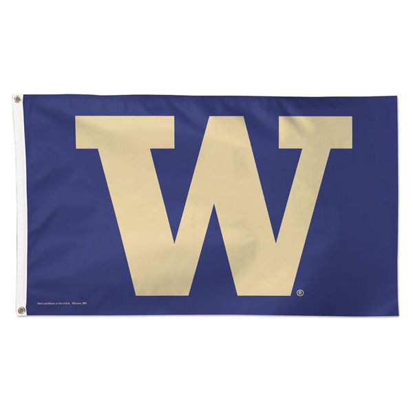 UW 3x5 Deluxe Flag *2 LEFT!