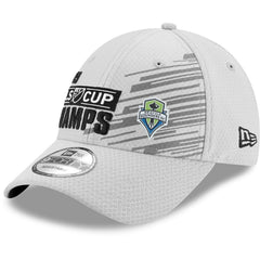 Sounders 2019 Official MLS Champions Hat