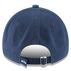 Seahawks Navy Core Classic 9TWENTY Adjustable