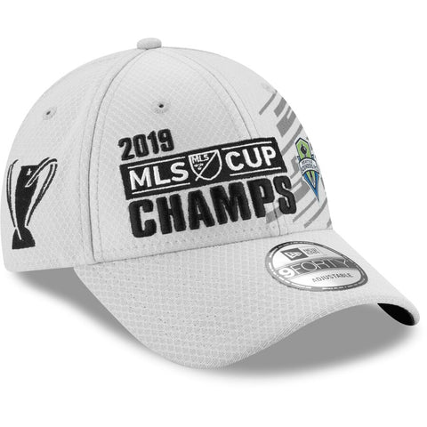 Sounders 2019 MLS Champions Hat