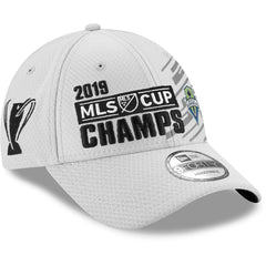 Sounders 2019 MLS Cup Champions Locker Room 9FORTY Adjustable Snapback