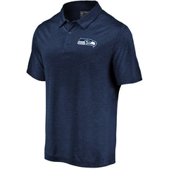 Seahawks Navy Polo