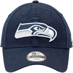 Seahawks Youth 9TWENTY Adjustable