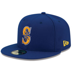 Seattle Mariners Authentic Collection On-Field Alternate 2 59FIFTY Fitted