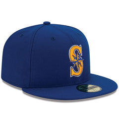 Mariners On-Field Alternate 2 59FIFTY Fitted Hat