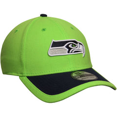 2015 Seahawks Lime Sideline 39THIRTY Flex Fit