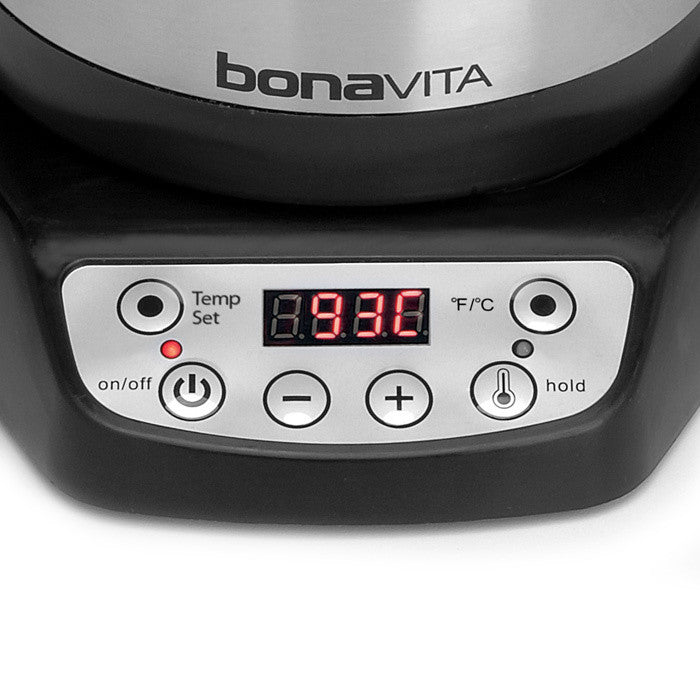 Bonavita 1.0L Variable Temperature Gooseneck Kettle
