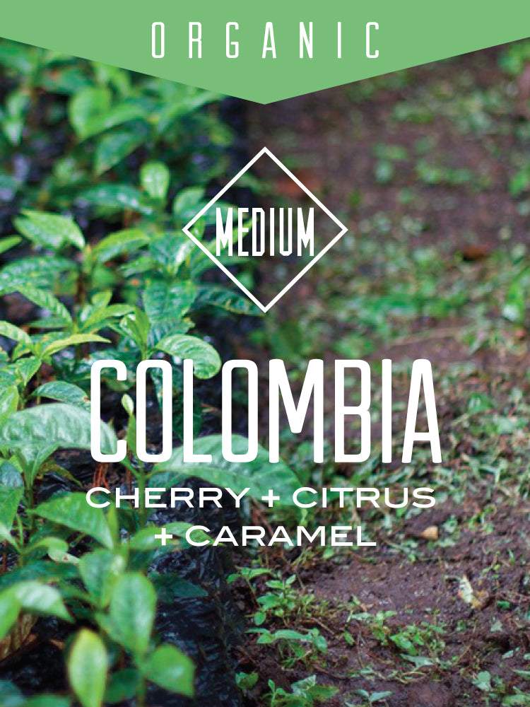 Organic Colombia Tolima