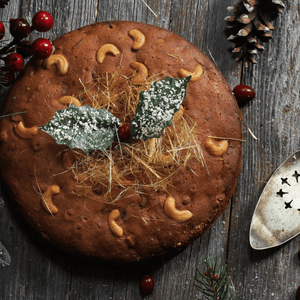 Christmas Cake Kit - Vegan, Nut and Gluten Free Options Available
