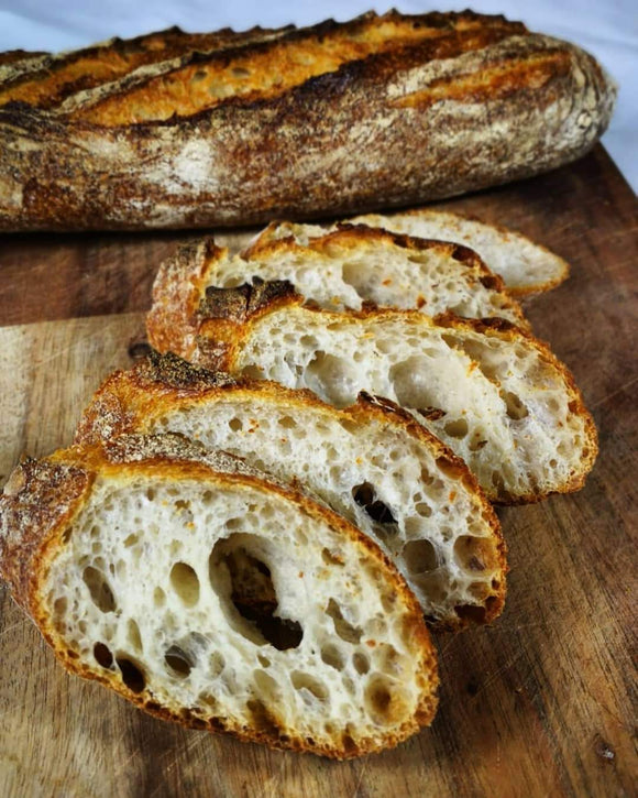 Handmade Artisan Sourdough Bread (Local delivery only - KY postcodes or click & collect)