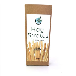 Hay Straws Box of 100