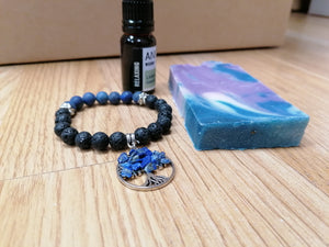 Gemstone Jewellery Pamper Packs - For Body and Soul