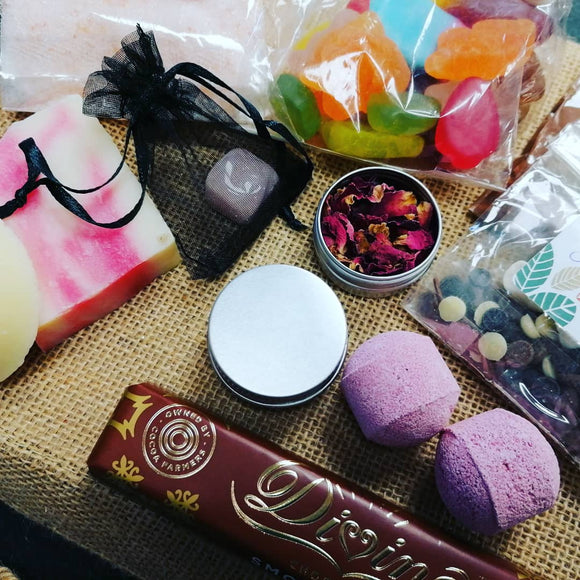 Mother's Day - Postable Plastic Free Sweet and Spa Treats