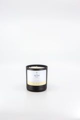 Glow From Within - Inspiration Candle with Two Citrine Crystals - The Spa Girl Life