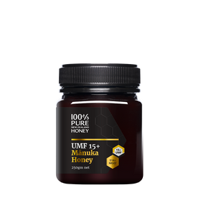 250g UMF 15+ Manuka Honey