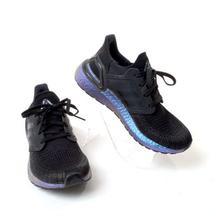 Primary Photo - BRAND: ADIDAS STYLE: SHOES ATHLETIC COLOR: BLACK SIZE: 5 SKU: 293-29311-30424