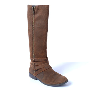 Primary Photo - BRAND: STEVE MADDEN STYLE: BOOTS KNEE COLOR: BROWN SIZE: 7.5 SKU: 293-29312-30688