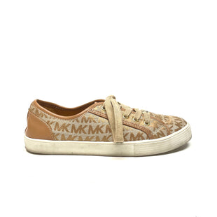 Primary Photo - BRAND: MICHAEL KORS STYLE: SHOES FLATS COLOR: TAN SIZE: 5 SKU: 293-29344-4240