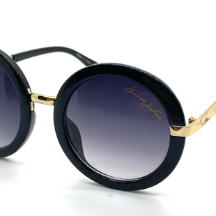 Primary Photo - BRAND:    KENNETH JAY LANESTYLE: SUNGLASSES COLOR: BLACK OTHER INFO: KENNETH JAY LANE - GOLD SKU: 293-29312-33641