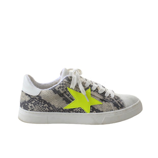 Primary Photo - BRAND:  CMB STYLE: SHOES ATHLETIC COLOR: ANIMAL PRINT SIZE: 9 OTHER INFO: STEVEN NEW YORK - SKU: 293-29352-15