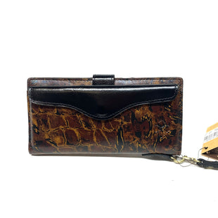 Primary Photo - BRAND: PATRICIA NASH STYLE: WALLET COLOR: BROWN SIZE: MEDIUM OTHER INFO: VALENTIA SKU: 293-29311-35268