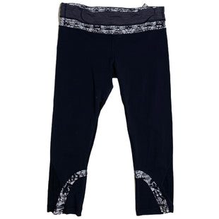 Primary Photo - BRAND: LULULEMON STYLE: ATHLETIC CAPRIS COLOR: BLACK SIZE: 10 SKU: 293-29311-33820