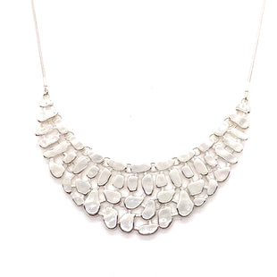 Primary Photo - BRAND: NEW YORK AND CO STYLE: NECKLACE COLOR: SILVER SKU: 293-29312-30491