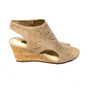 Primary Photo - BRAND: ALEX MARIE STYLE: SANDALS HIGH COLOR: TAUPE SIZE: 8 SKU: 293-29344-4121