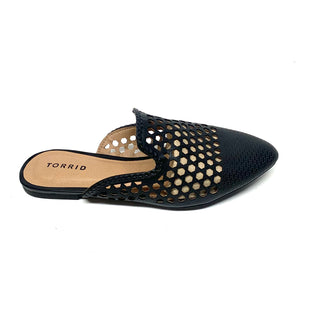 Primary Photo - BRAND: TORRID STYLE: SHOES FLATS COLOR: BLACK SIZE: 8.5 SKU: 293-29338-11819