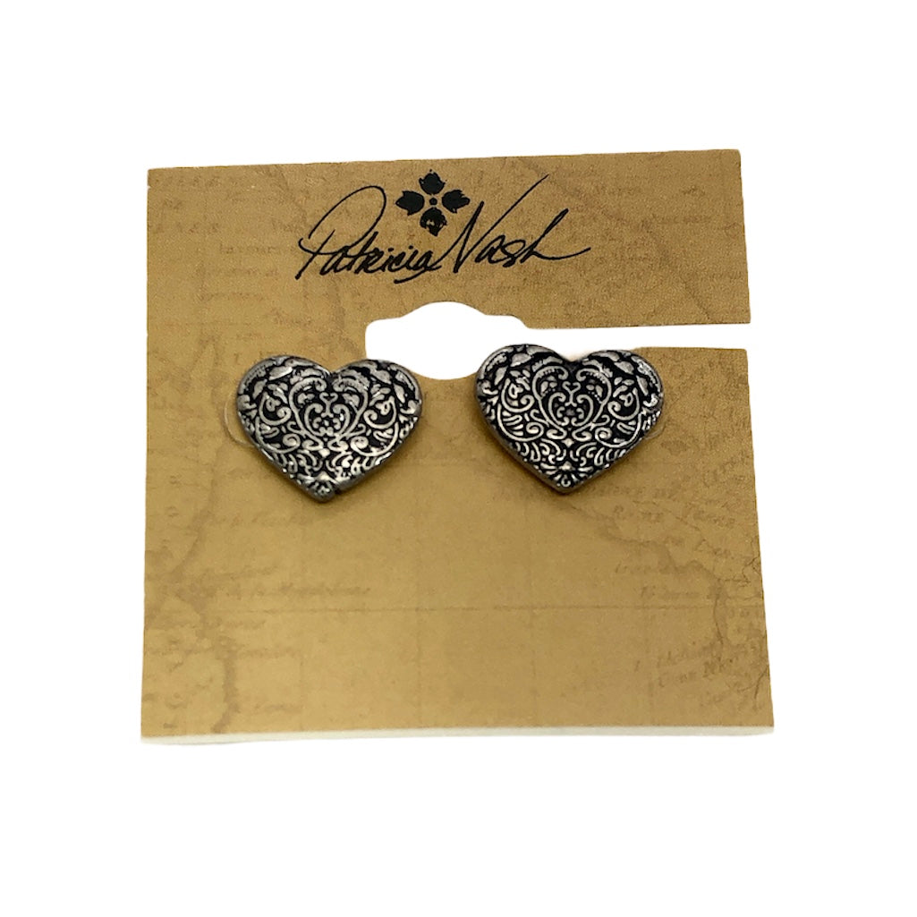 Primary Photo - BRAND: PATRICIA NASH <BR>STYLE: EARRINGS <BR>COLOR: SILVER <BR>SKU: 293-29311-35398