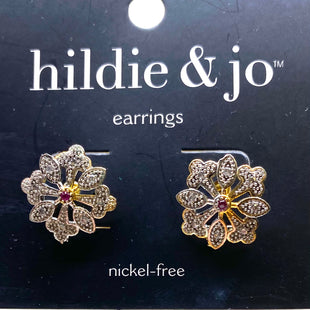 Primary Photo - BRAND:   CMC STYLE: EARRINGS COLOR: SILVER OTHER INFO: HILDIE & JO - SKU: 293-29352-555