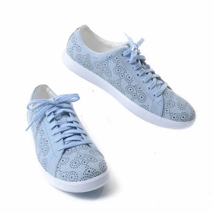 Primary Photo - BRAND: COLE-HAAN STYLE: SHOES ATHLETIC COLOR: LIGHT BLUE SIZE: 8.5 SKU: 293-29312-25732