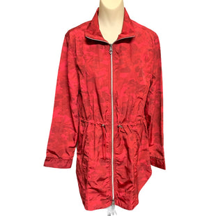 Primary Photo - BRAND: TOMMY BAHAMA STYLE: JACKET OUTDOOR COLOR: RED SIZE: S OTHER INFO: RAINCOAT SKU: 293-29311-35186