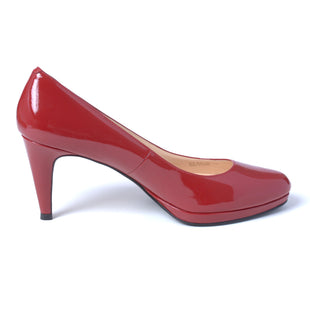 Primary Photo - BRAND: COLE-HAAN STYLE: SHOES HIGH HEEL COLOR: RED SIZE: 10 SKU: 293-29311-33240