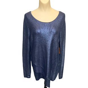 Primary Photo - BRAND: CHICOS STYLE: SWEATER LIGHTWEIGHT COLOR: BLUE SIZE: L SKU: 293-29311-33801