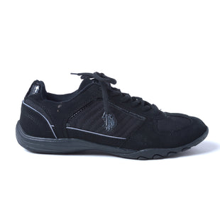 Primary Photo - BRAND: US POLO ASSOC STYLE: SHOES ATHLETIC COLOR: BLACK SIZE: 8.5 SKU: 293-29338-11445