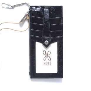 Primary Photo - BRAND: HOBO INTL STYLE: WALLET COLOR: BLACK SIZE: SMALL SKU: 293-29311-34051