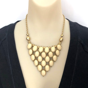 Primary Photo - BRAND: LUCKY BRAND STYLE: NECKLACE COLOR: GOLD OTHER INFO: SPIKES SKU: 293-29343-3774