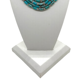 Primary Photo - BRAND: LUCKY BRAND STYLE: NECKLACE COLOR: TURQUOISE OTHER INFO: STRING BEADS SKU: 293-29312-33624