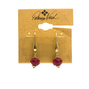 Primary Photo - BRAND: PATRICIA NASH STYLE: EARRINGS COLOR: RED SKU: 293-29311-34033